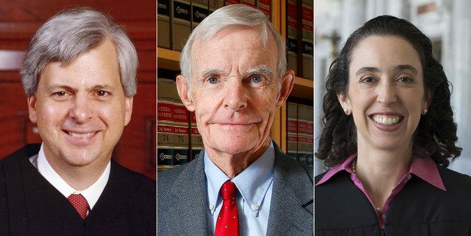 3 قاضی فدرال