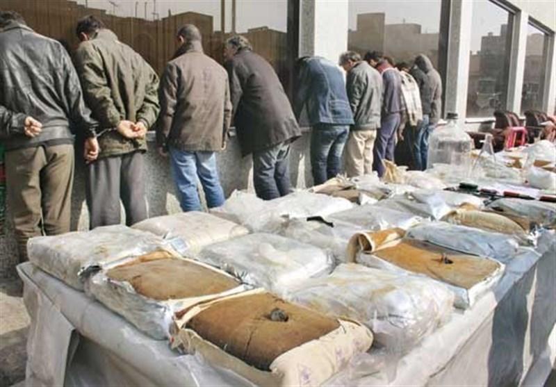 جنجال اعدام قاچاقچیان مواد مخدر در تلویزیون