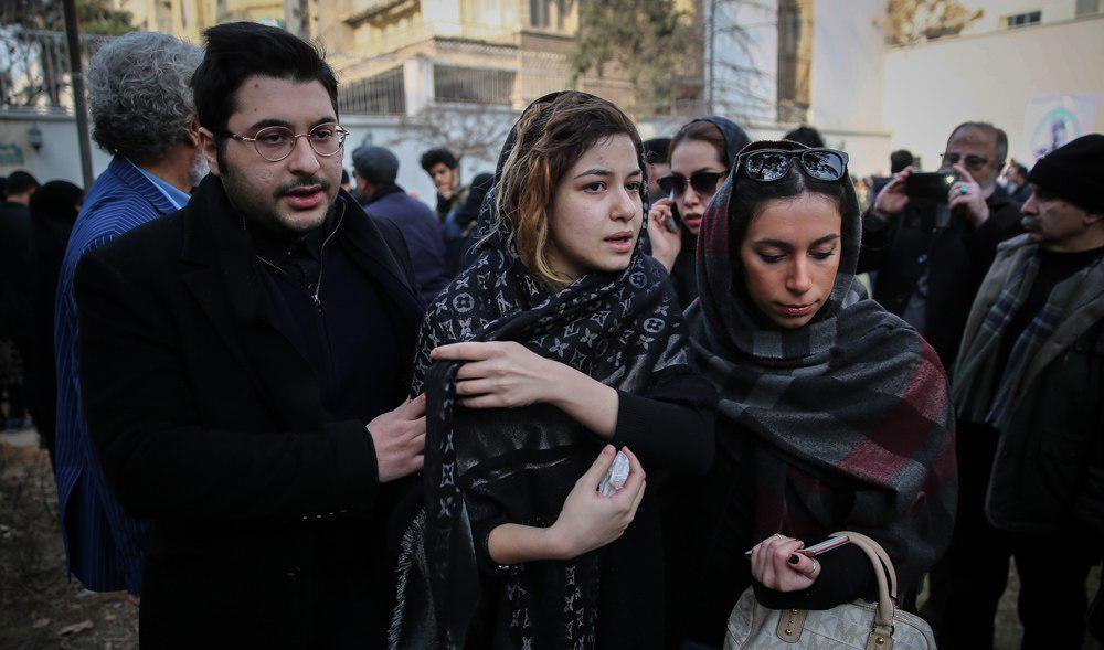 همسر و فرزندان حسن جوهرچی