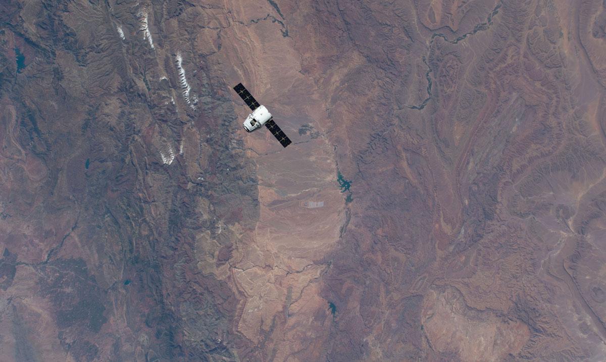 تصاویر شگفتانگیز کره زمین از فضا