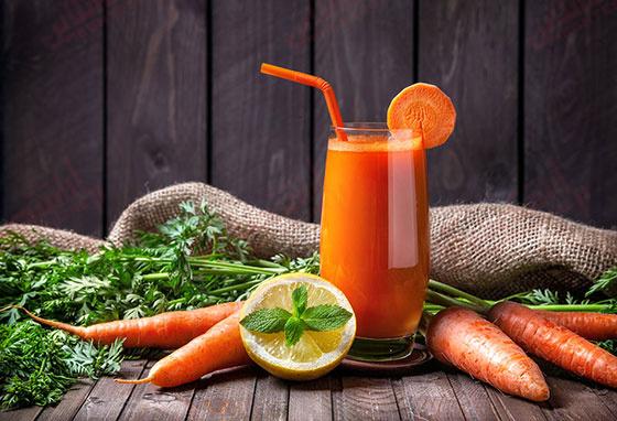 خواص-آب-هویج