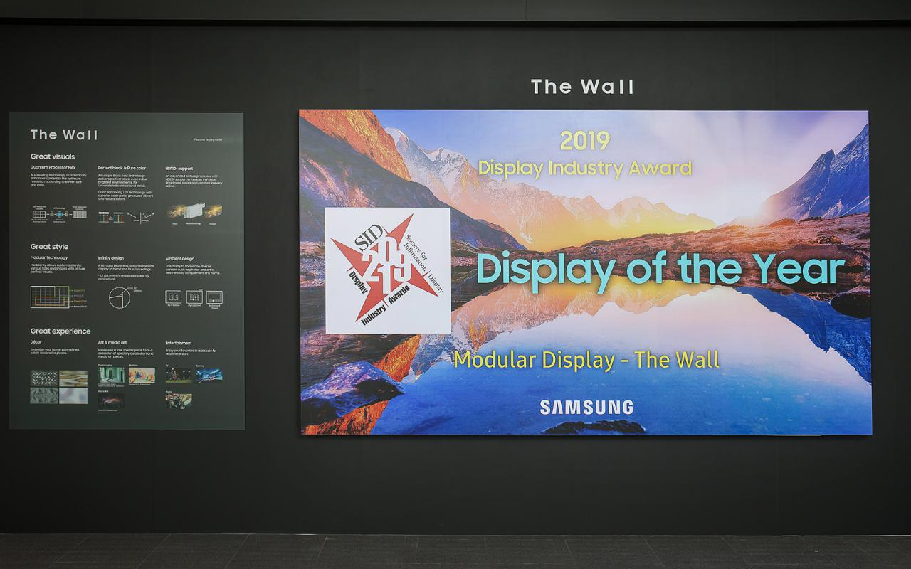 AV - The Wall by Samsung Wins Coveted - Pic (5)