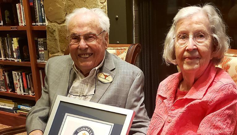 پیرترین زوج جهان