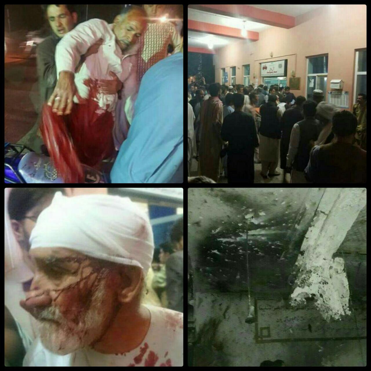 Image result for انفجار در مسجد هرات 29 کشته