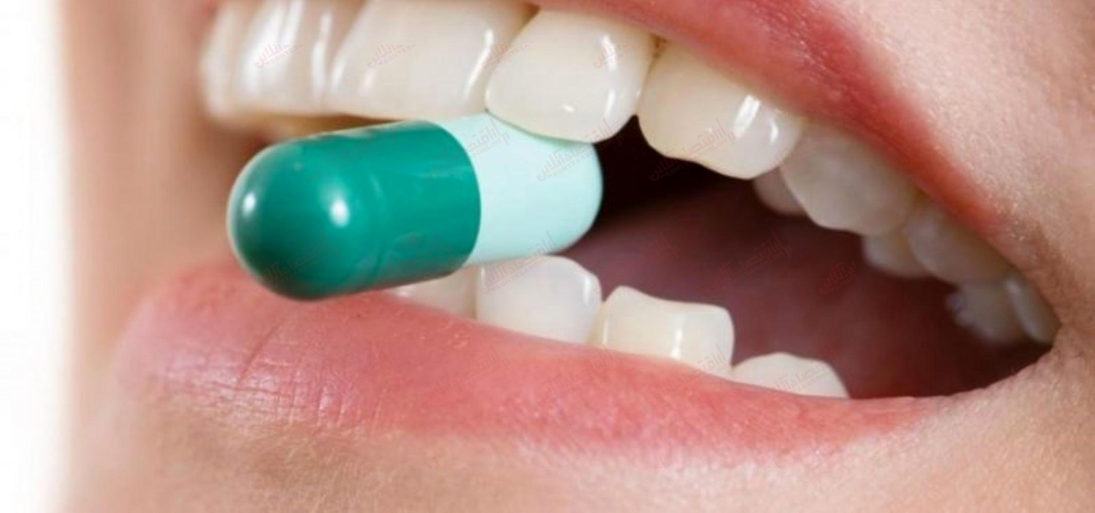 مصرف دارو+ دندان