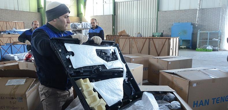 پایگاه خبری آرمان اقتصادی 07 جزییات تولید شاسی بلندهای هن تنگ در ایران