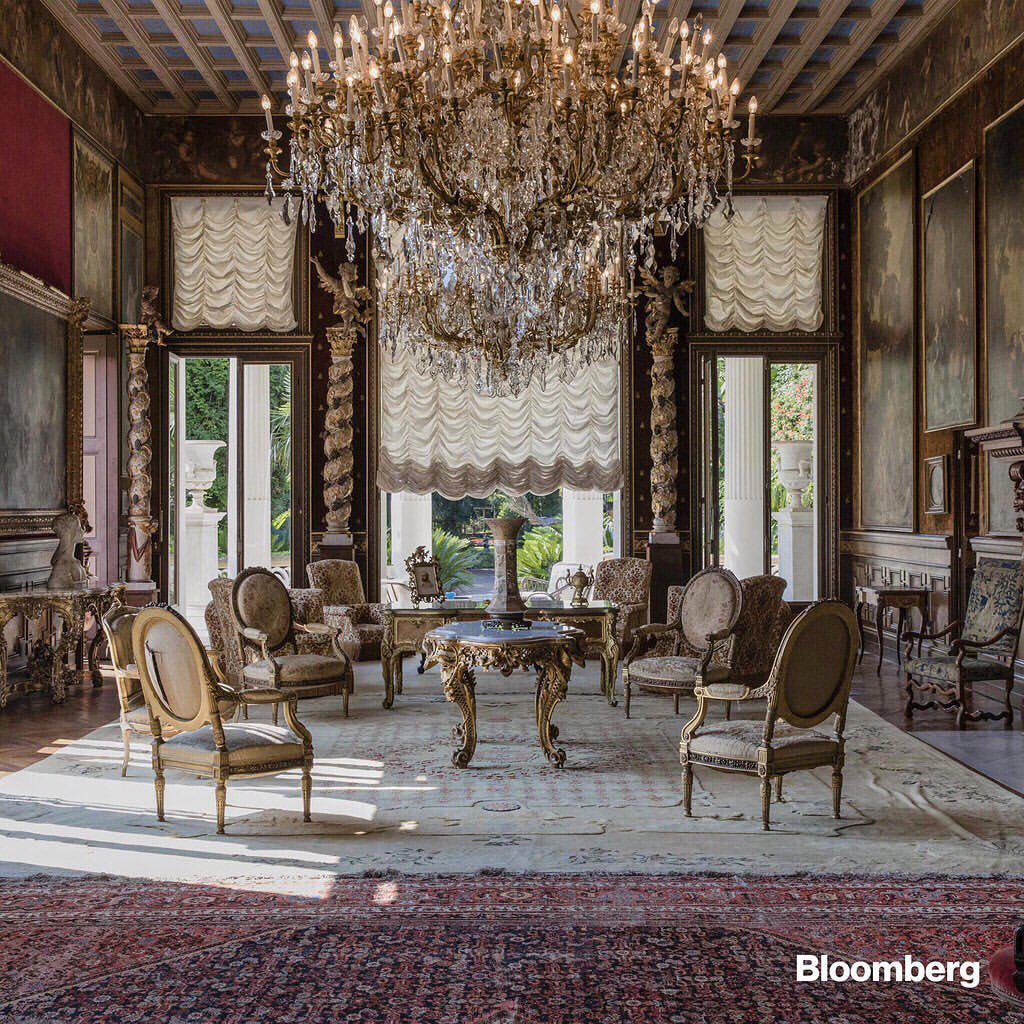 گرانترین خانه جهان