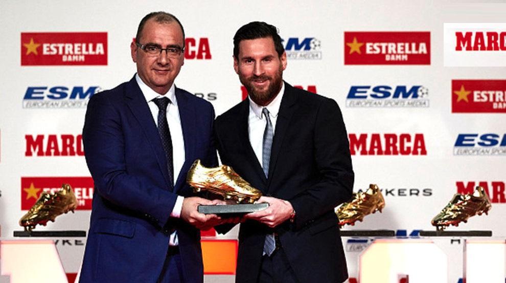کفش طلای مسی
