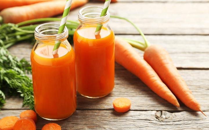 آب+هویج