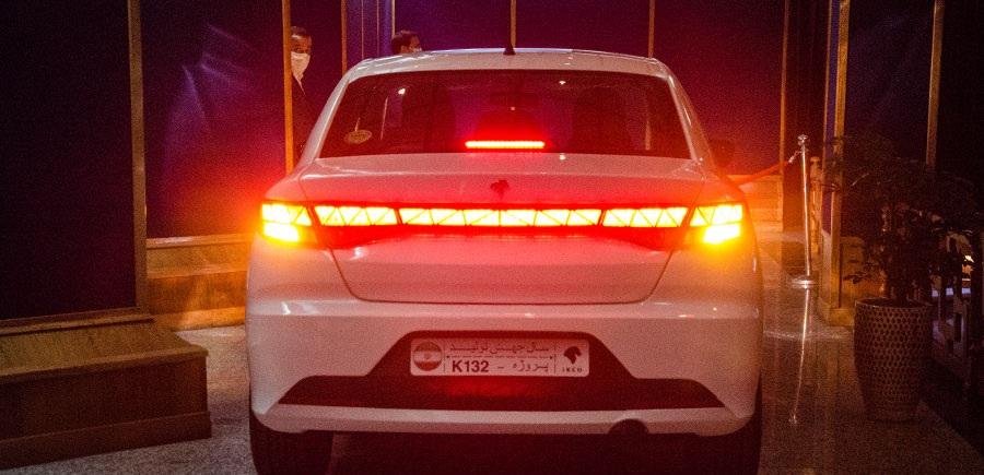 خودرو K۱۳۲