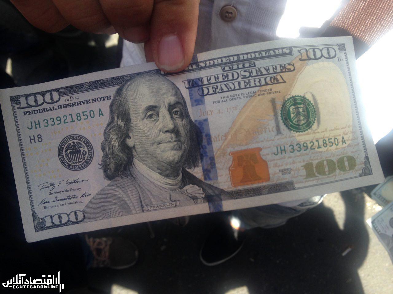گالری دلار بازار ارز