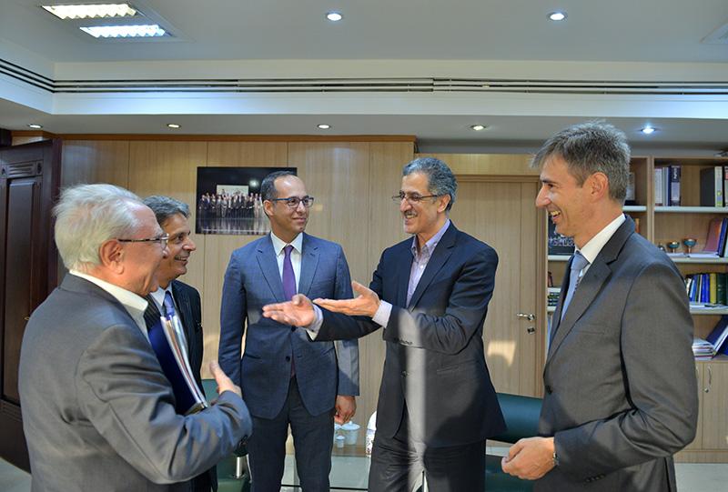 نشست بانکی ایران و سوییس