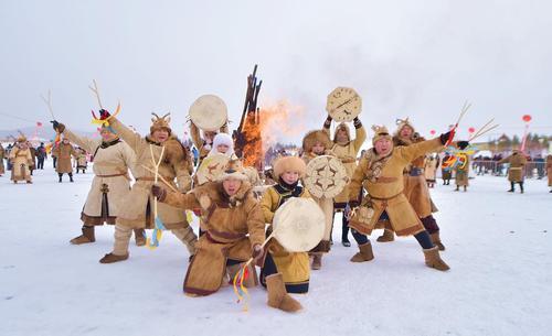 مد بومی مغول