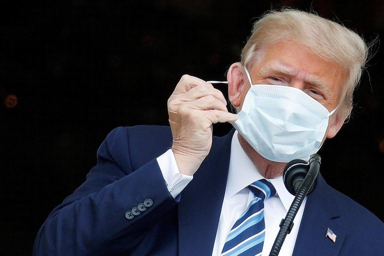 ترامپ بعد از کرونا