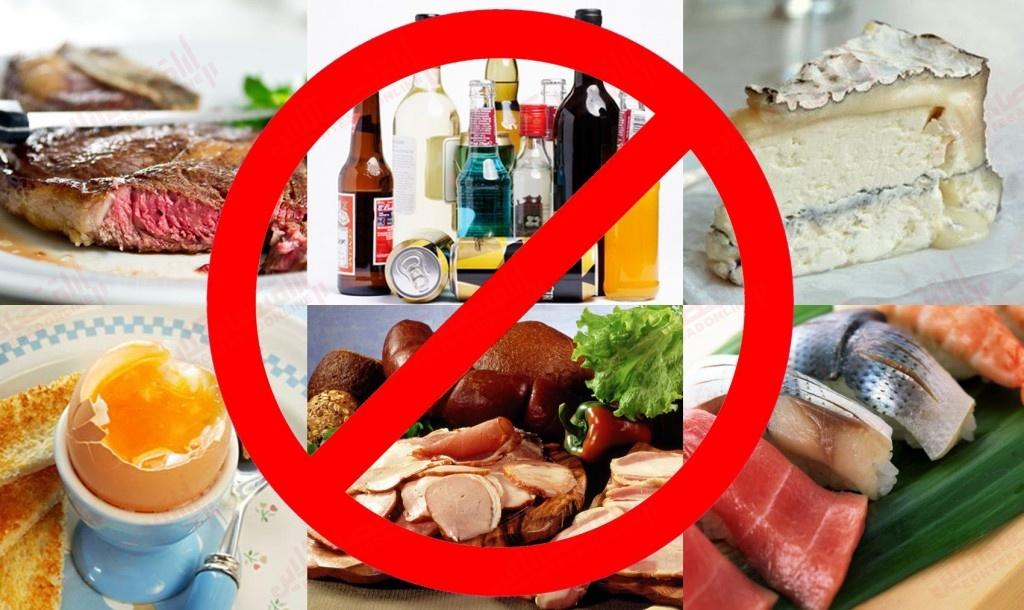 شکر کربوهیدرات ممنوع