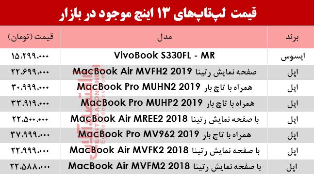 لپ تاپ 13
