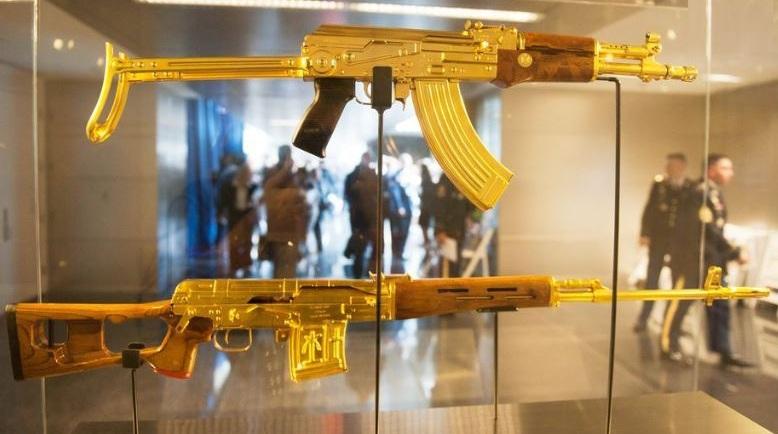 سلاح صدام حسین