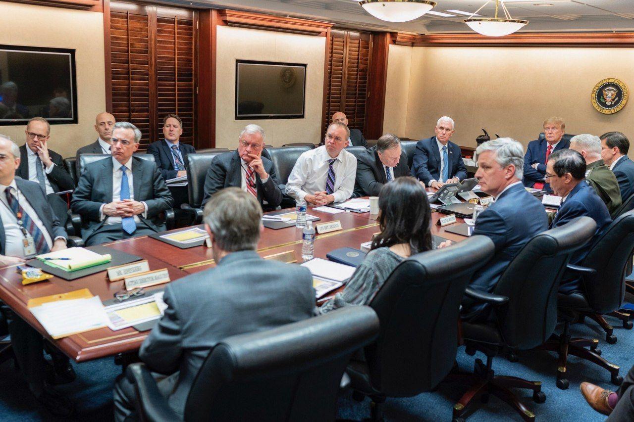 شورای امنیت ملی آمریکا