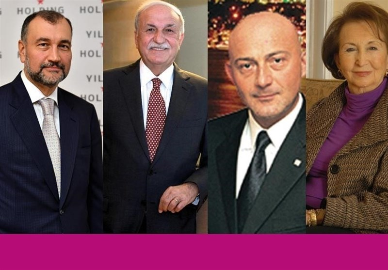 ثروتمندان ترکیه