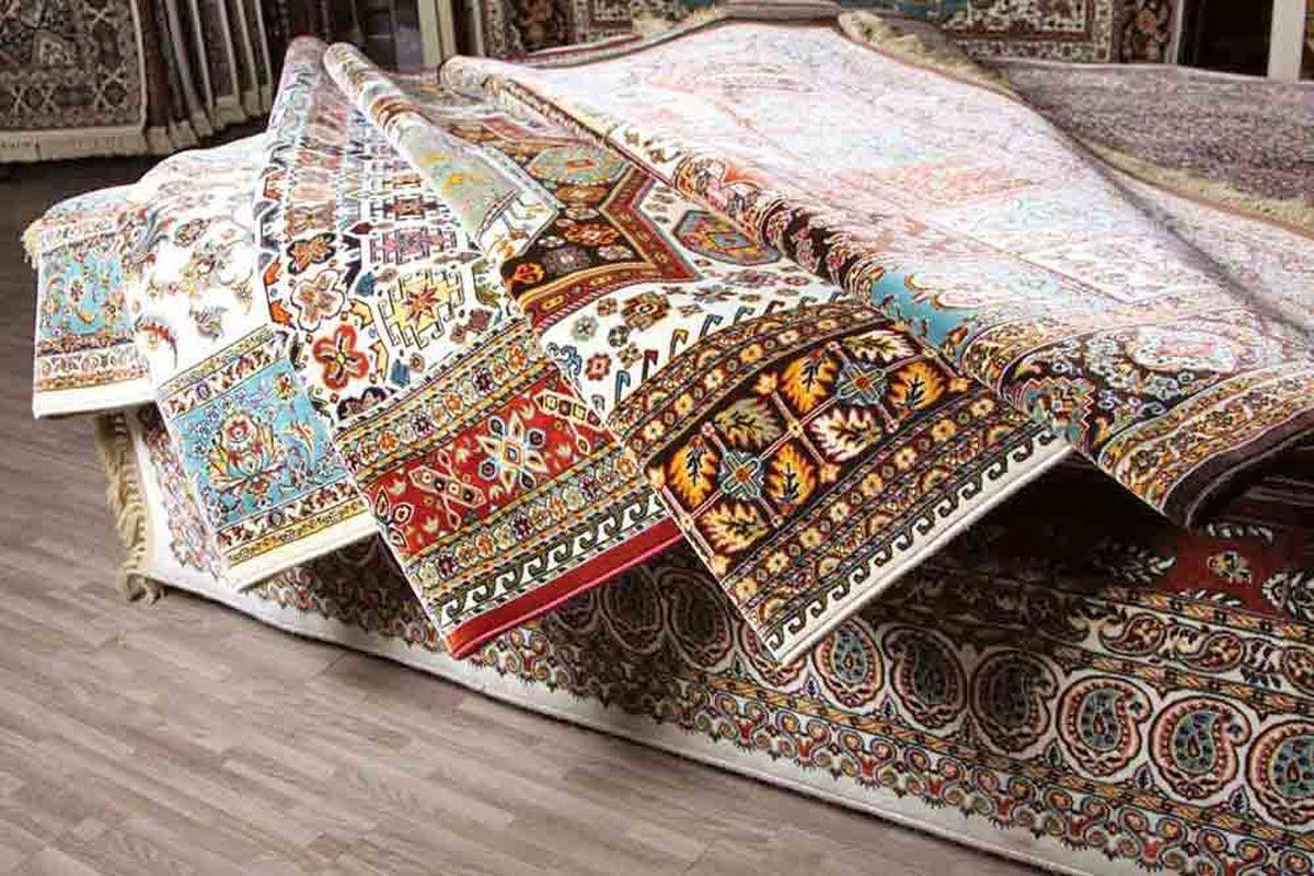 افزایش ۱۶.۴درصدی صادرات فرش دستباف