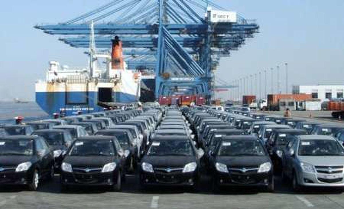 ۷هزار میلیارد تومان؛ ارزش خودروهای دپو شده در گمرک
