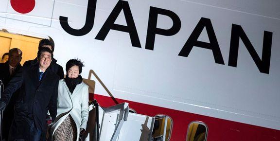 نخستوزیر ژاپن فردا به غرب آسیا سفر میکند