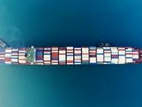 صادرات بیش از ۳۲میلیارد دلار کالا در سال۹۸/  تراز تجاری کشور ۶۵ میلیارد دلار است