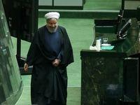 روحانی ۶شهریور ماه  به مجلس میرود