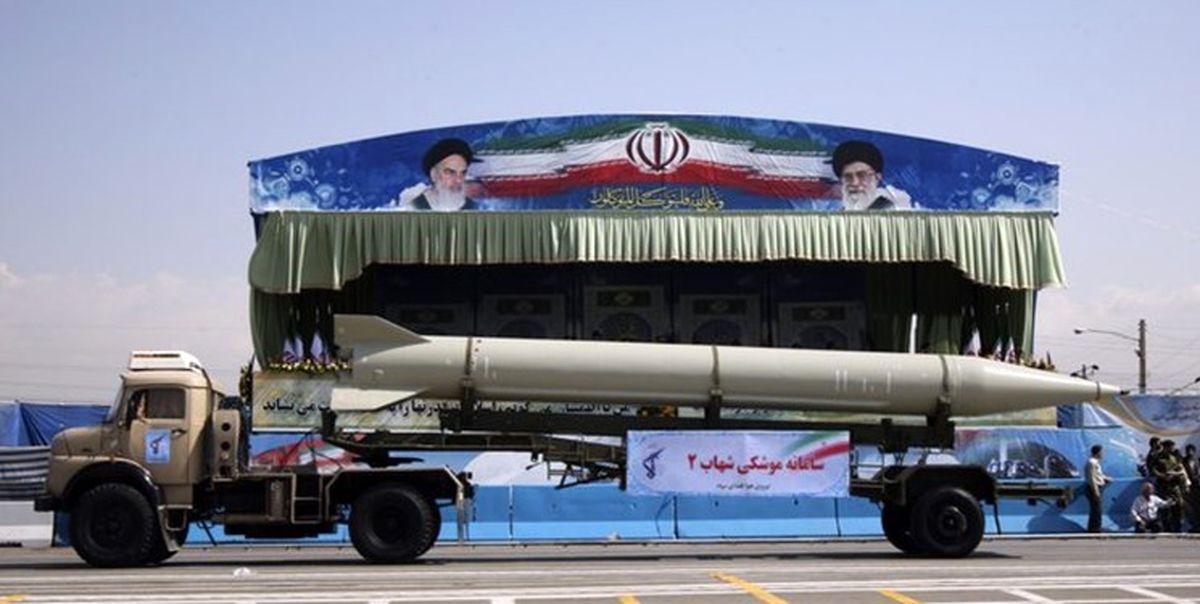 ایران توانایی خود در توسعه تسلیحات را نشان داد