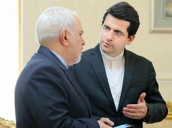 سید عباس موسوی سخنگوی وزارت خارجه شد