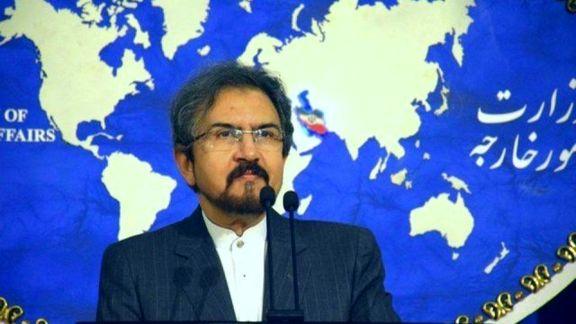 قاسمی: مواضع روسیه در قبال ایران و سوریه روشن است