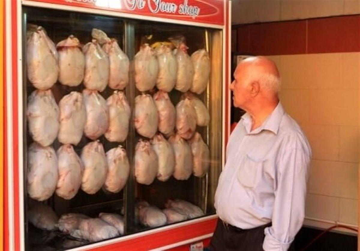 مسئولیت عمده فروشی مرغ با وزارت جهاد کشاورزی است