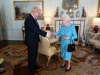 رهبر محافظهکاران رسماً نخستوزیر انگلیس شد