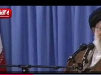 حاشیهای از دیدار دیروز رهبرانقلاب با نخبگان +فیلم