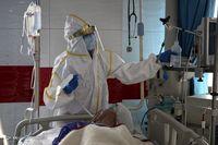 بستری بیماران کرونایی در کشور به یک چهارم تقلیل یافت