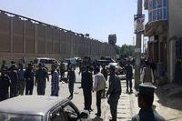 آتش سوزی و تیراندازی در فرودگاه کابل