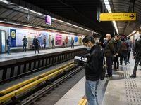 زمان بهرهبرداری از ایستگاه مترو تربیت مدرس در پایتخت