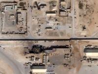 تصاویر رویترز از پایگاه تخریب شده آمریکا در عراق