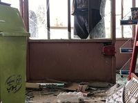 دو مخزن پنج لیتری روغن در فردیس منفجر شد