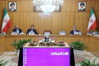 اعلام نظر دولت در خصوص تعدادی از طرحهای مجلس/ موافقت با اصلاحات تغییرات تقسیماتی در ۱۲استان