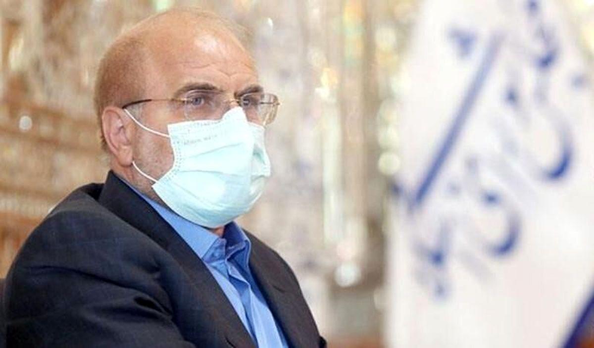 تاکید قالیباف بر شناسایی و مجازات عوامل ترور فخریزاده