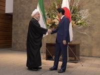 استقال رسمی نخست وزیر ژاپن از روحانی