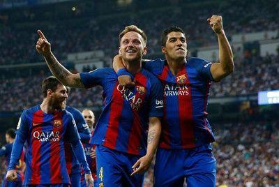 پیروزی بارسلونا برابر یونایتد با گل نیمار