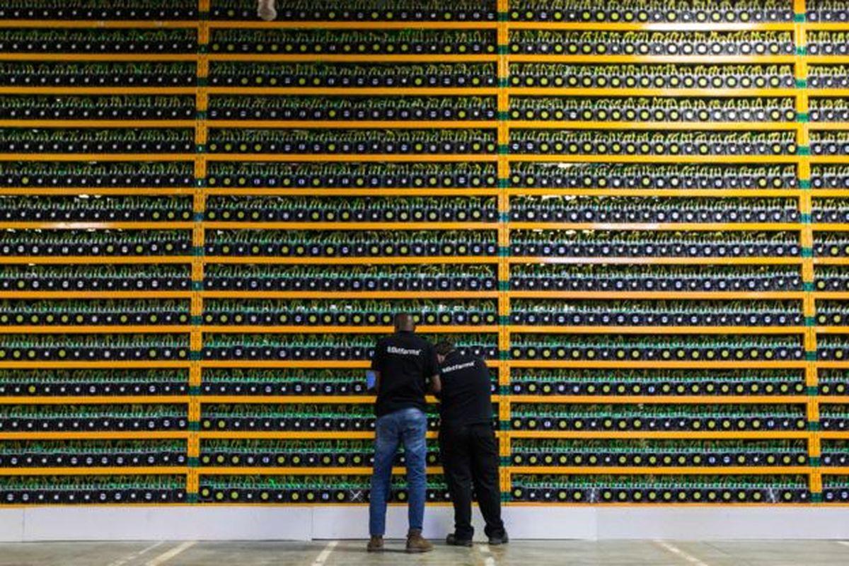 برآورد جدید از مصرف ۲۰۰۰مگاواتی تولید غیرمجاز رمزارزها