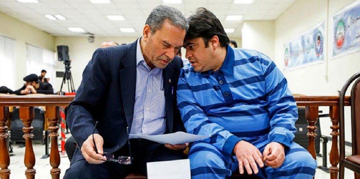 حکم اعدام روح الله زم تایید شد   اقتصاد آنلاین