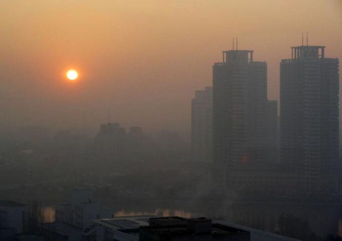 اخطاریه هواشناسی درباره تشدید آلودگی هوا