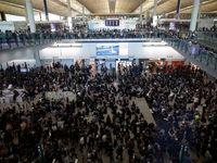 بازداشت پلیس مخفی توسط معترضان هنگ کنگ +فیلم