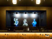 هتل هولوگرامی در ژاپن +فیلم