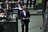 آذری جهرمی از مجلس کارت زرد گرفت