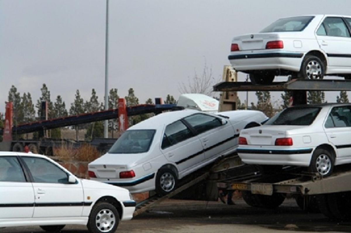 ۲۰ هزار خودرو معطل پلاک و شمارهگذاری